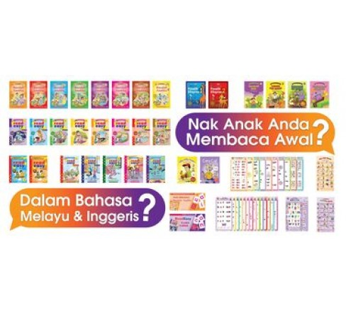 Early learners MALAY/ENGLISH