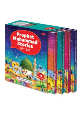 PROPHET MUHAMMAD STORIES GIFT BOX (Four HARDCOVER Books in a Slipcase)