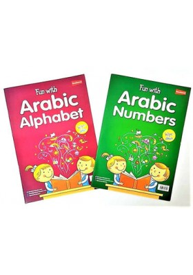 Fun with Arabic Numbers/ALPHABET-Wipe clean